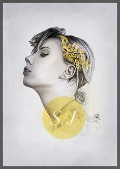 Inspiração Diária # 930 | Abduzeedo | Design Gráfico Inspiração e Tutoriais Photoshop