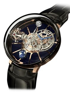 JACOB CO. Astronomia Tourbillon @DestinationMars