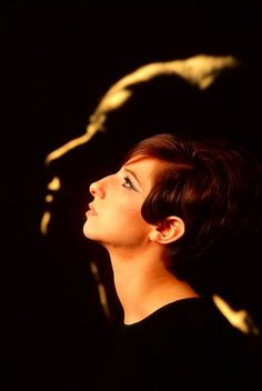 Barbra Streisand 1966 via Life
