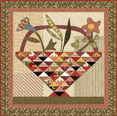 We are carrying almost all of the patterns for the Farmer's Market fabric line designed by Brannock & Patek for Moda... We have: Sunflower Daze - Natalie's Quilt - Tulips & Leaves - Baskets & Blooms and Brooke's Baskets. All of these patterns are $9.00 each. Stop by or give us a call 855-FQQS.BIZ or 760-758-8308 to order.