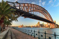 Sydney Sunrise by stevoarnold, via Flickr