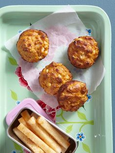 Ole! Mexican Muffins | Weelicious