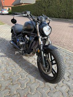 Motorcycle Vulcan S Kawasaki Vulcan 650, Bike Stuff, Cafe Racers, Bobber, Cars And Motorcycles, Sick, Eye Candy, Wheels, Ideas