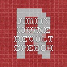 Jimmy Iovine Revolt Speech