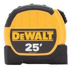 DEWALT 25 ft. Tape Measure-DWHT36107S - The Home Depot