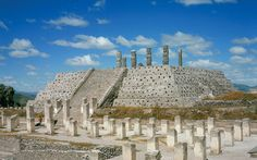Atlantes de las ruinas de Tula, Hidalgo