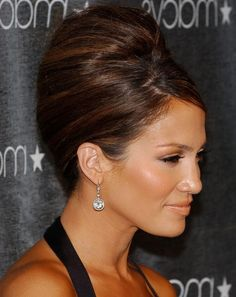 Black Updo Hairstyles For Wedding Ideas