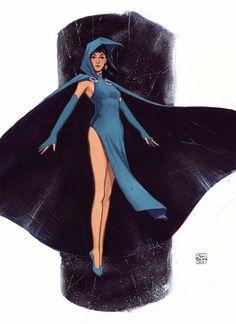 Raven Comics, Dc Comics Art, Comics Girls, Marvel Dc Comics, Raven Fanart, Raven Pictures, Raven Beast Boy, New Teen, Female Hero