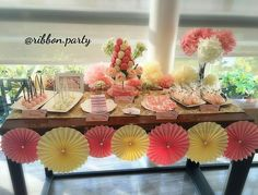 Wedding Sweet Corner