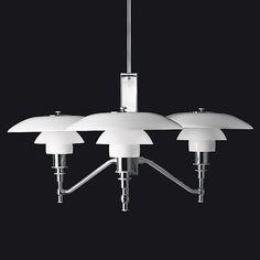 PH-3/2 Lamp by Poul Henningsen