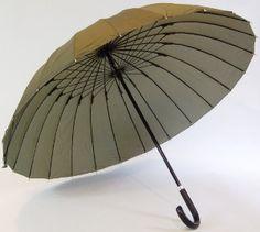 Rafael (mens umbrella) - olive green