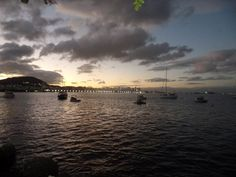 Portuguese at Urca. Learn Portuguese and discover Rio de Janeiro and Brazil with RioLIVE! Activities by Rio & Learn Portuguese School. Portuguese at Urca. Learn Portuguese, Relaxing Places, Brazil, The Neighbourhood, Celestial, Activities, Sunset, Beach, Water