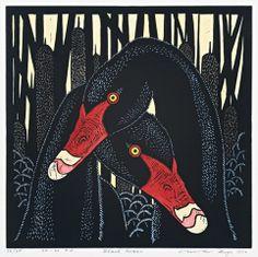 Black swans - Leslie V Van Der Sluys