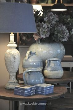 192bace2af8d4e58c6393dd6359ab303.jpg 531×800 pixels=== This is nice pottery done in a blue hue.~Dee