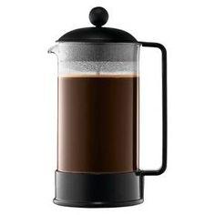 Bodum Brazil 8-Cup French Press Coffee Maker - Black