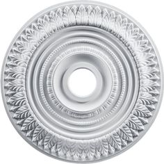 Boston decorative medallion for ceiling. Boston decorative medallion for ceiling comes factory primed and is suitable for painting. This ceiling medallion giving you look and feel of plaster Cornice Moulding, Baseboard Molding, Wood Molding, Crown Molding, Modern Ceiling Medallions, Flexible Molding, Modern Baseboards, Art Deco Door, House Ceiling Design