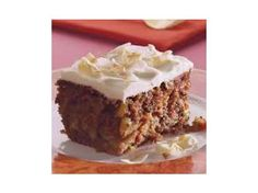 Carrot cake Thermomix