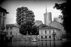 Milano Isola - Piazza Minniti (8 luglio 204)