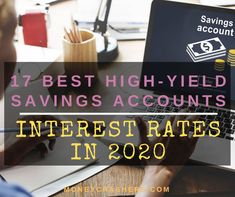 To attract new customers and funds, many online banks and community banks offer high-yield savings accounts with better interest, terms, and incentives. Read on to learn who got the top spots. Savings Account Interest, High Yield Savings Account, Money Market Account, Savings Bank, Savings Accounts, Savings Planner, Budget Planner, Personal Savings, Personal Finance