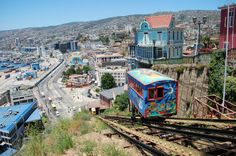 Coastal Viña del Mar and Historic Valparaiso from Santiago Visit the Historical Valparaíso Port with its panoramic views and bohemian lifestyle. Later enjoy Viña del Mar (Garden City) and beaches. Enjoy the finer things in life as you travel along the central coast of Chile to visit the Patrimonial Valparaiso Port declared in 2003 by the UNESCO as World Heritage Site. It is Chile's most culturally active city, full of artists, poets, restaurants and art galleries...
