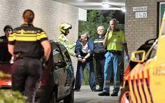 UPDATE Politie houdt dronken man aan, agente raakt gewond