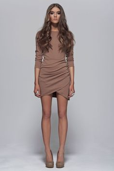 Catherine Leon winter 2012 dress-Cute-Would like it in another color though