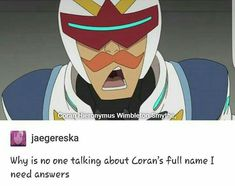 Coran coran the gorgeous man Voltron Klance, Voltron Memes, Voltron Fanart, Form Voltron, Voltron Comics, Space Cat, Paladin, Power Rangers, Dreamworks