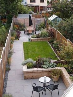 Small Backyard Landscaping Ideas 34 #LandscapingIdeas