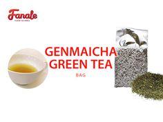Genmaicha Green Tea (Ground) - Fanale