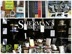 Sherman's in Portland ME