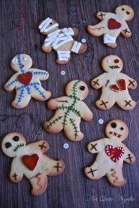 Voodoo Doll Cookies by Lorraine