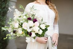 Bask in golden light and sweet illusion lace with this styled shoot by Emilie Ann Photography, featuring Deirdre by Maggie Sottero! This gorgeous gown is soft and lightweight for your summer nuptials, and elegant and demure for your winter nuptials. Looking for floral inspiration? Tap for our Find Your Style bouquet feature. Deirdre also comes...