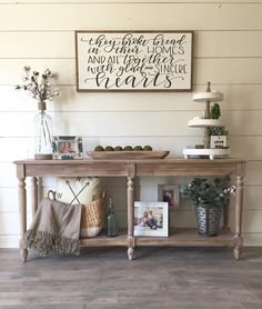 """Farmhouse decor. Shiplap walls. Fixer upper. 43 Likes, 4 Comments - Clare & Grace Designs (@clareandgracedesigns) on Instagram: """"I can't stop staring at my new floors!! Finally finished with more pictures to come!…"""""""