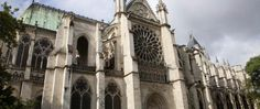 Catedral de Saint Denis #paris #travel #viajar #turismo #sights www.viveparis.es