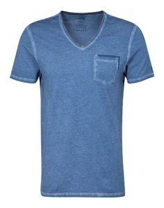 CINQUE T-Shirt ´Cirafa´ hellblau