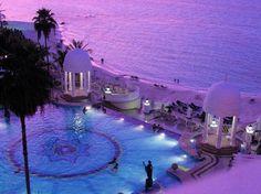 The RIU Palace, Cancun, Mexico!