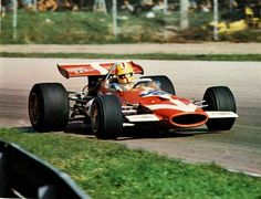Jo Bonnier McLaren M7D Monza  '70