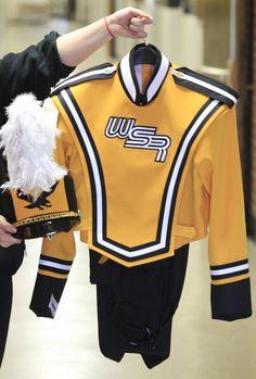 W-SR High School raising money for new marching band uniforms