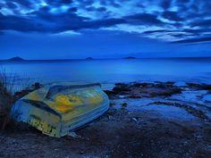 """Αλέξανδρος Μούστρης: """"Στη φωτογραφία το μεγαλειώδες βρίσκεται στο πάγωμα της στιγμής."""" Northern Lights, Sea, Nature, Travel, Naturaleza, Viajes, The Ocean, Destinations, Nordic Lights"""