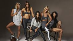 The Upside Sport 'Be You' Campaign 2015 feat Jessica Gomes and Laura Wells Sport Fashion, Fitness Fashion, Fashion Brands, Group Fitness, Fitness Tips, Jessica Gomes, Estilo Fitness, Fitness Photoshoot, Fitness Photography