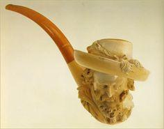 Meerschaum pipe