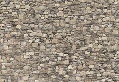 Stone Wall Wallpaper Mural van Raul Fischer bij AllPosters.nl