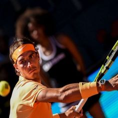 Nadal face à Murray en SF de Madrid