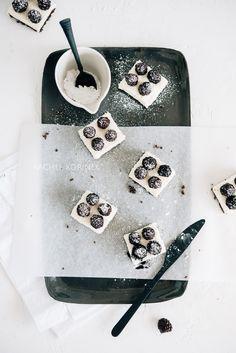 Rachel Korinek Food Photographer Melbourne | Black White Food Photography