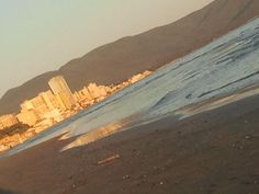 Follonica vista dal Bagno Cerboli