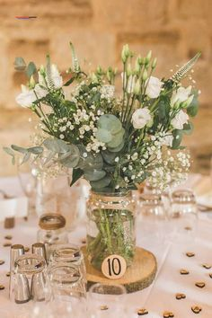 Hottest 7 Spring Wedding Flowers to Rock Your Big Day--baby breath centerpieces,. Hottest 7 Spring Wedding Flowers to Rock Your Big Day--baby breath centerpieces,. [ Hottest 7 Spring Wedding Flowers t. Spring Wedding Flowers, Rustic Wedding Flowers, Wedding Summer, Trendy Wedding, Diy Wedding, Wedding Reception, Summer Wedding Flowers, Table Wedding, Wedding Venues