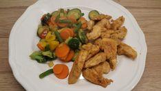 10 perces vacsora csirkemellből | Kemény Tojás receptek képekkel Food And Drink, Meals, Chicken, Drink Recipes, Meal, Yemek, Cubs, Food, Shot Recipes