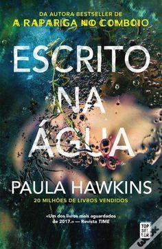 Paula Hawkins - Escrito na Água