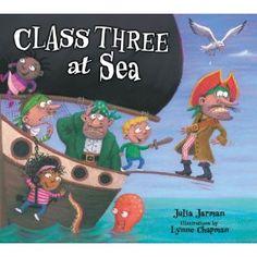 Class Three at Sea by Julia Jarman
