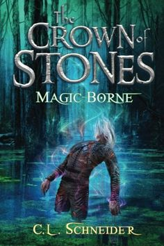4 StarsMagic Borne is the third book in The Crown of Stone Series by C.L Schneider. This is such an intriguing and action-packed high fantasy- with adv. Fantasy Authors, Star Magic, Instagram Website, Grain Of Sand, High Fantasy, S Stories, The Crown, Time Travel